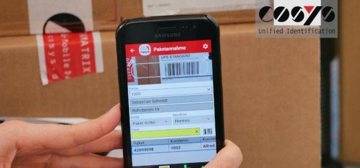 Kundenzufriedenheit steigern mit der COSYS Paketshop Software