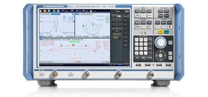 Rohde & Schwarz und Rosenberger verifizieren MultiGBASE-T1-Konformitätstests gemäß OPEN Alliance TC9-Spezifikation