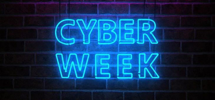 Cyber Week 2020: Jetzt Vorteile auf ausgewählte Weiterbildungen sichern