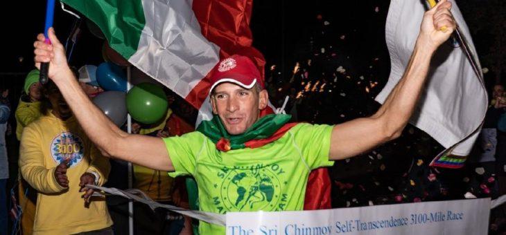 Weltklasse am längsten Ultra der Welt,  dem Sri Chinmoy 3100 Meilen-Race