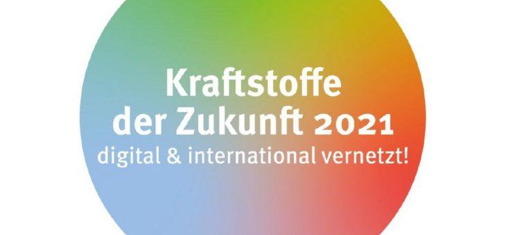 """""""Kraftstoffe der Zukunft"""" 2021! – Erinnerung Frühbuchergebühr"""
