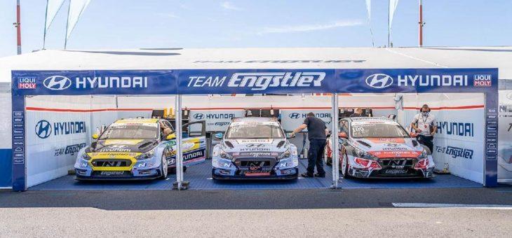 Hyundai Team Engstler verteidigt Titel in der ADAC TCR Germany