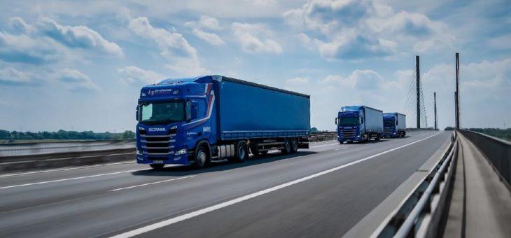 Hövelmann Logistik setzt Digitalisierungskurs mit Technologie von Trimble fort