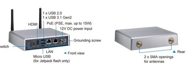 AIE100-903-FL-NX KI-System
