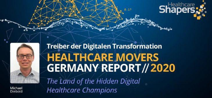 Healthcare Movers: Wer sind die Treiber der digitalen Transformation?