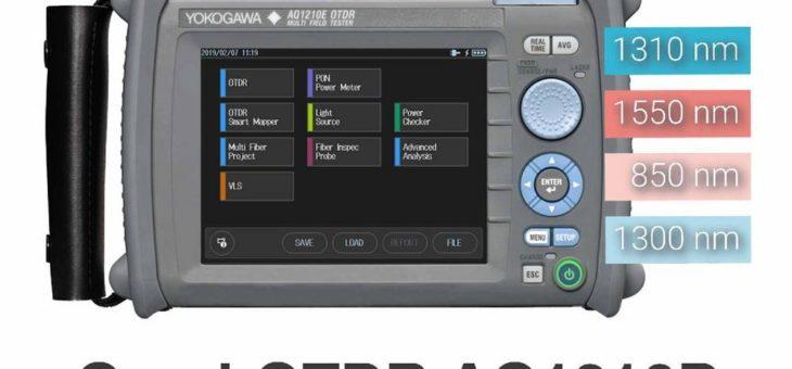 Mehr als ein OTDR – das neue Quad-OTDR AQ1210D