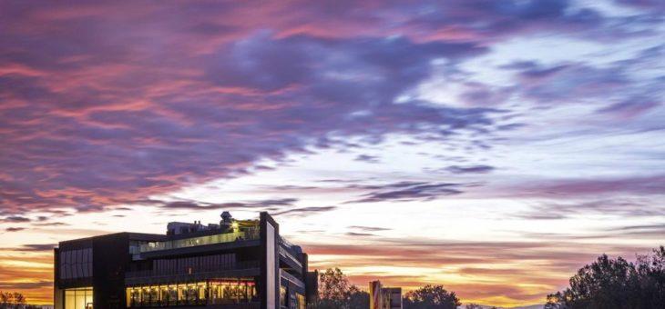 Europäisches Forum am Rhein: neue Parkplätze und gute Bilanz nach dem ersten Jahr
