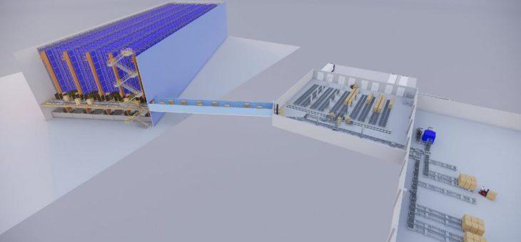 Dematic automatisiert neues Lager für Mineralwasserabfüller Vöslauer