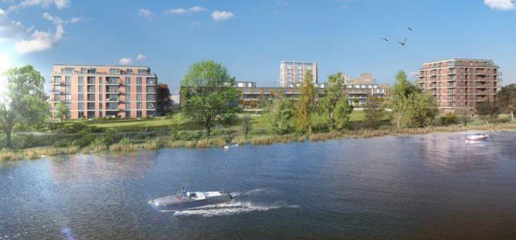DIE WOHNKOMPANIE erhält Baugenehmigung für ersten Bauabschnitt des Projekts MainAnker