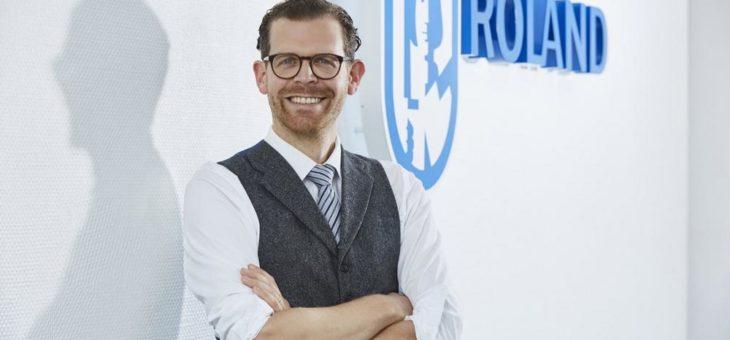 Tobias von Mäßenhausen ist Generalbevollmächtigter bei ROLAND Rechtsschutz