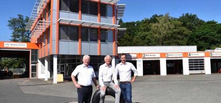 Reifen Lorenz – seit 90 Jahren ein Unternehmen mit Profil