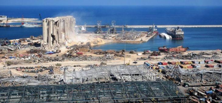 ABB unterstützt Wiederaufbau wichtiger Infrastruktur in Beirut
