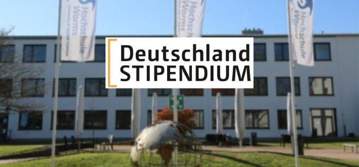 Deutschlandstipendien zum zehnten Mal vergeben