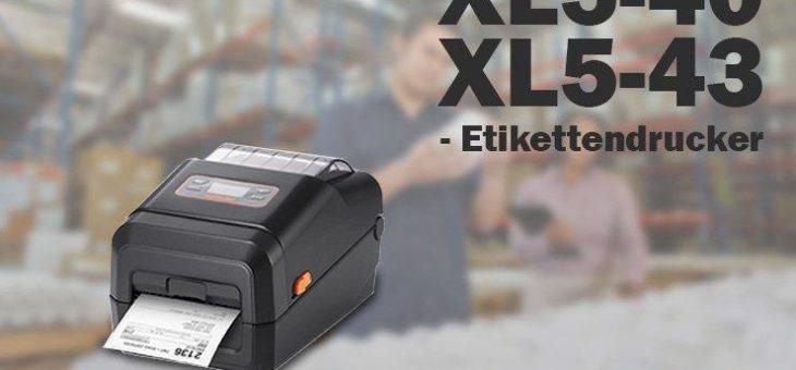 Bixolon XL5-40 und XL5-43 – Etikettendrucker