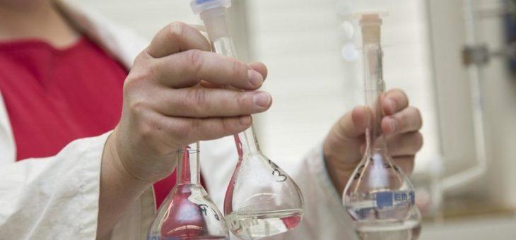 Chemie: Corona-Folgen auch in der Ausbildung spürbar