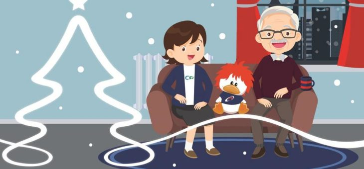 Mainova-Weihnachtsaktion für mehr Herzenswärme