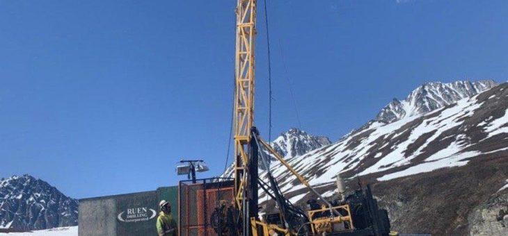 Nova Minerals erbohrt über 400 Meter mit starker Goldvererzung!