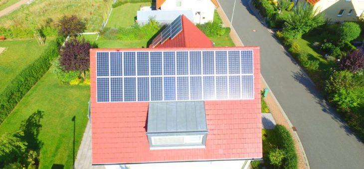 Solarenergie – umweltfreundlicher Solarstrom