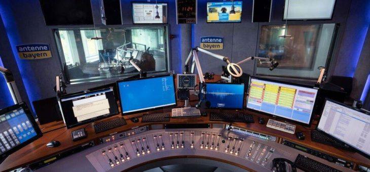 ANTENNE BAYERN ist weiterhin die Nr. 1 im Netz unter allen Privatradios