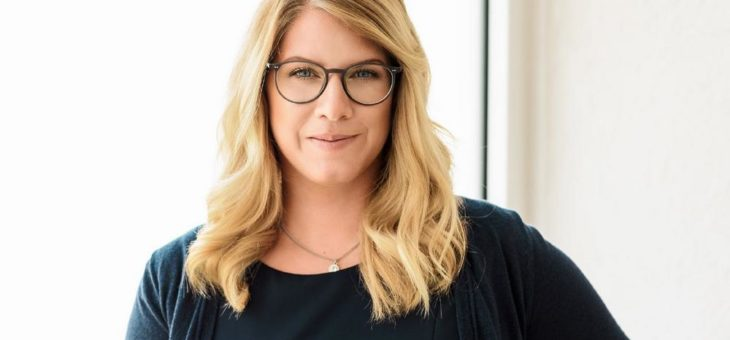 "Klartext: Vanessa Weber ist ""XING Mind 2020"""
