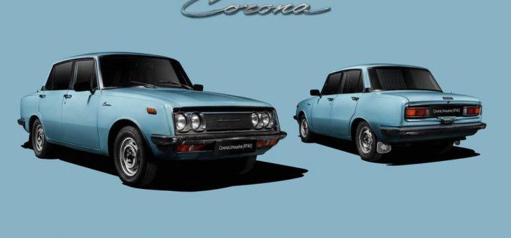 Neue Toyota Classic Kalender ab sofort erhältlich
