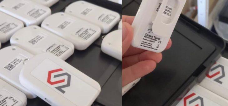 """Compike Kontakt-Tracker ergänzt die """"Deutsche Corona-Warn-App"""" und gewährleistet präventiven Gesundheitsschutz für Unternehmen und Institutionen"""
