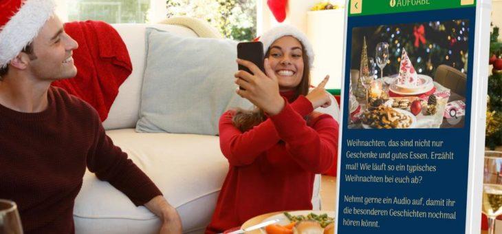 In der Weihnachtszeit digital gemeinsam Zeit verbringen? Online-Escape-Games sorgen für Spaß im Video-Call