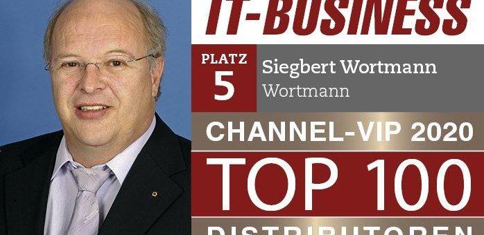 WORTMANN AG gleich zweimal unter den TOP 10