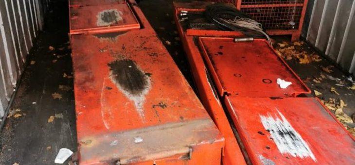 Umweltgerechte Entrümpelung durch Schrotthändler aus Dorsten