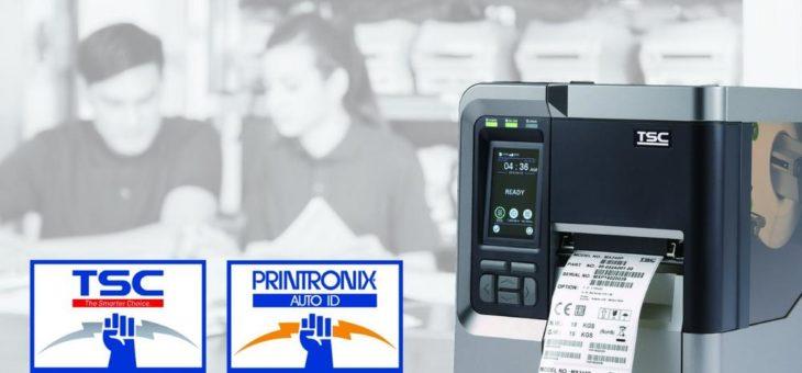 WEROCK wird Power Partner für TSC und Printronix Auto ID