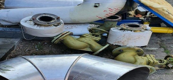 Metall entsorgen in Wesel – Schrott abholen lassen