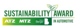 ATZ MTZ-Gruppe und Roland Berger starten Sustainability Award in Automotive
