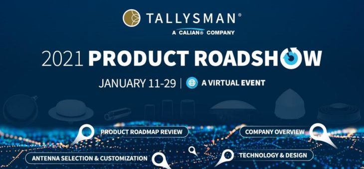 Kostenfrei die neueste Antennen-Technologie von Tallysman® erleben