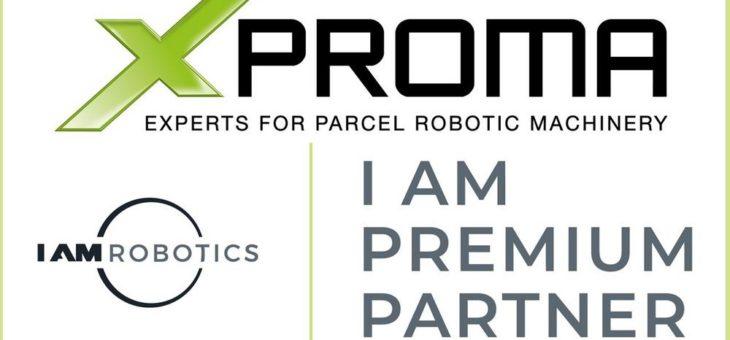 XPROMA und IAM Robotics starten offiziell Partnerschaft