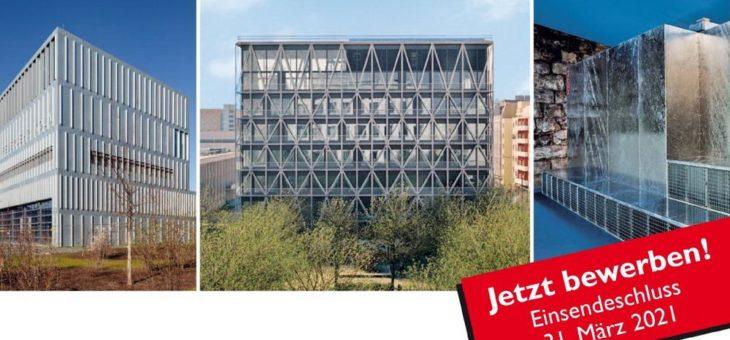 Bewerbungsstart für den 17. Verzinkerpreis – Industrieverband Feuerverzinken lobt Award für Architektur und Metallgestaltung aus