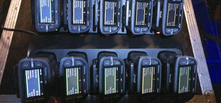 Riedels Bolero ist Wireless Intercom der Wahl für European Tour Production aus Dänemark