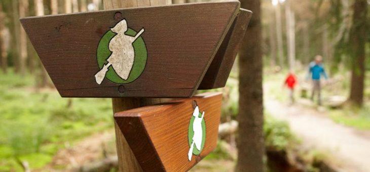 Harzer-Hexen-Stieg und Karstwanderweg bestätigen Qualitätsweg-Status