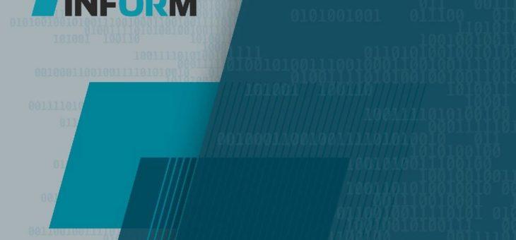 Umfassendes Re-Branding für die INFORM GmbH