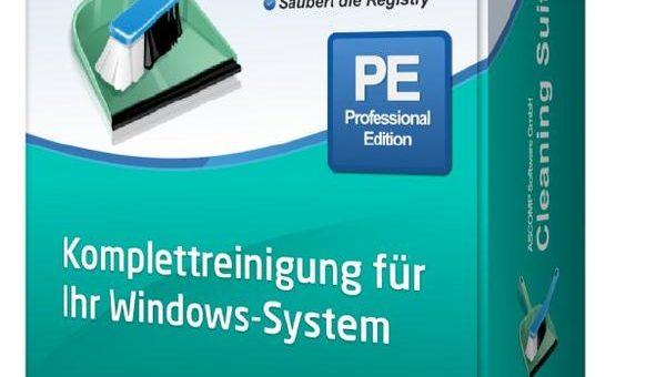 Unnötigen Datenballast vom Windows-PC entfernen – ASCOMP veröffentlicht Cleaning Suite 4.0