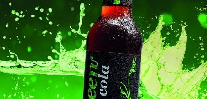 Verzicht auf Zucker: Dieser Vorsatz für 2021 lässt sich mit Green Cola leicht umsetzen