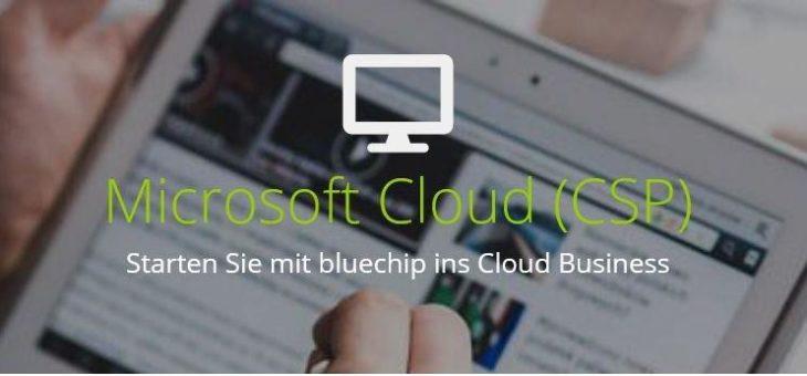 bluechip stellt Perpetual Lizenzen aus Open License ab dem 20.01.2021 über das Cloud Kundencenter zur Verfügung