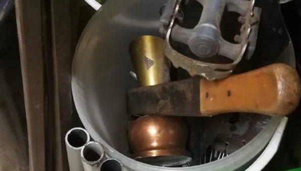 Altmetallhändler in Hamm entsorgt auch Schrottautos – Schrottabholung Hamm