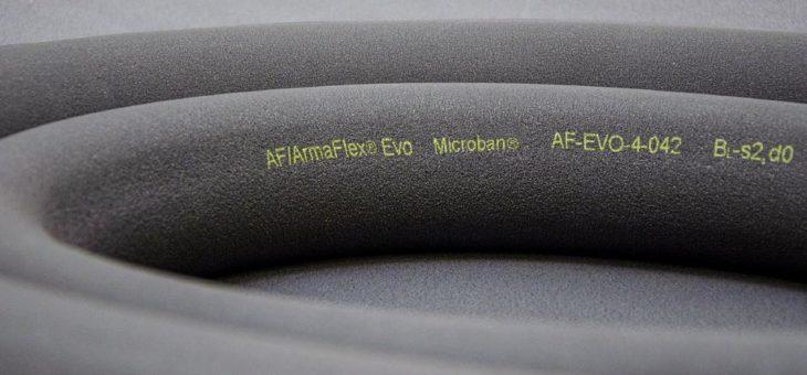 Armacell präsentiert neue AF/ArmaFlex Generation mit verbessertem Brandverhalten