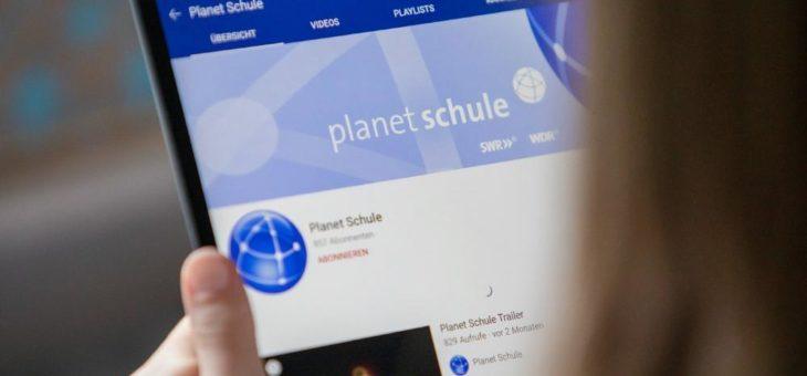 """""""Planet Schule"""": digitale Sprechstunde für Lehrkräfte und Eltern"""