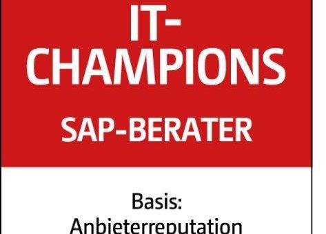 COMPUTERWOCHE zählt dotSource zu den fünf besten SAP-Beratern Deutschlands