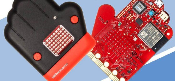 SEGGERs J-Link OB als essentieller Bestandteil im neuen  BBC 'HiFive Inventor' Lernpaket