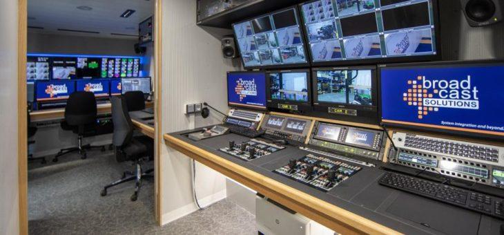 MediorNet MicroN UHD-Videolösung optimiert UHD-Übertragungen für den neuen WDR-Ü-Wagen Ü3