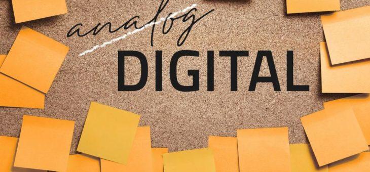 Jetzt Fördermittel wahrnehmen und zeitnah digitalisieren