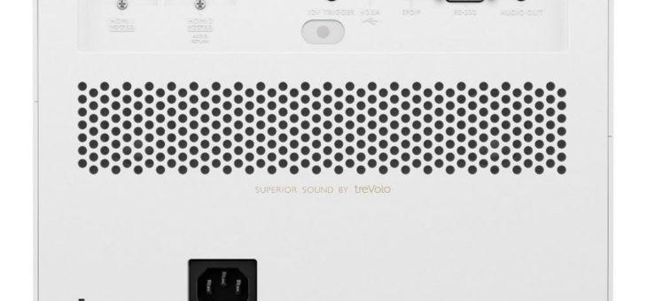 BenQ stellt seinen ersten Gaming Beamer mit 4LED Lichtquelle vor