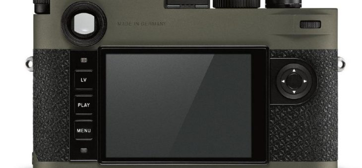 """Die neue Leica M10-P """"Reporter"""""""